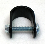 Safety Clamp with Swivel Finger