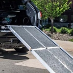 EZ-Access Trifold AS Wheelchair Ramp