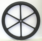 X-Core 6-Spoke Lightweight Wheel - 24 x 1