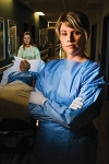 Kimberly Clark Control Protective Procedure Gown