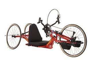 Top End Force G Handcycle
