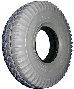 Primo Power Trax Knobby Wheelchair Tire - 10 x 3