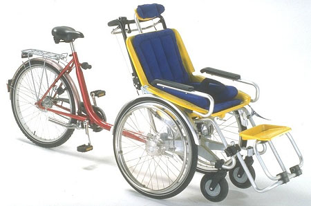 The Duet Tandem Wheelchair At Indemedical Com