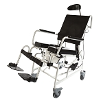 ActiveAid Tilt In Space Shower Commode Chair