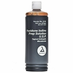 Dynarex Povidone Iodine Prep Solution 16 oz. Bottle