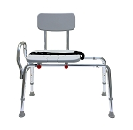 Eagle Pro-Slide Bath Chair Transfer Bench (with Cut-Out)