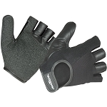Hatch Wheelchair Gloves, 3/4 Finger w/ Full Thumb