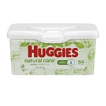 Huggies Natural Care Baby Wipes, Tub