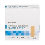 McKesson Tan Adhesive Strips