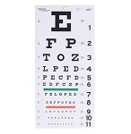 McKesson 20 Ft Snellen Eye Charts