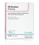 DermaRite Oil Emulsion Wound Dressing