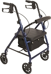 ProBasics Junior Rollator with 6