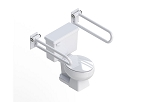 HealthCraft PT Toilet Safety Rail