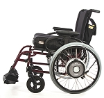 Quickie Xtender Power Assist Wheelchair Wheels
