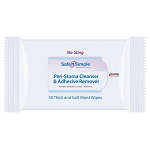 Safe n' Simple Stoma Wipes and Adhesive Remover
