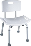 Cardinal Shower Chair with Back