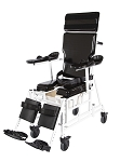 ActiveAid Reclining Shower Chair Commode, 496