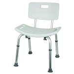 Cardinal Bariatric Shower Chair with Back