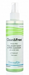 Dermarite Clean & Free Cleanser 7.5 oz Bottle