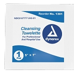 Dynarex Cleansing Towelette