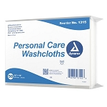Dynarex Personal Care Dry Washcloths