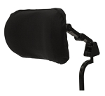 GlideWear Scalp and Head Protection Wheelchair Headrest Cover