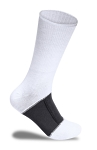 GlideWear Midfoot Protection Socks for Men & Women
