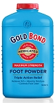 Gold Bond Maximum Strength Foot Powder - 4 oz