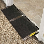 PVI Anti-Slip Threshold Ramp