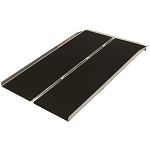 PVI Singlefold Anti-Slip Wheelchair Ramp