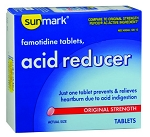 Sunmark Acid Reducer Tablets