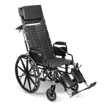 Invacare Tracer SX5 Recliner Wheelchair