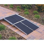 PVI Anit-Slip Multifold Wheelchair Ramp