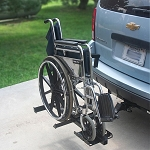 Hitch Mounted Wheelchair Carrier - MT5000