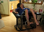 Easy Tipper Wheelchair Accessible Recliner