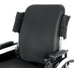 IncrediBack Moldable Wheelchair Back