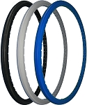 SHOX Solid Wheelchair Tire 24 x 1