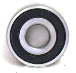 Rear Wheel Precision Bearing, 1/2