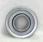 Rear Wheel Flanged Bearing, 1/2