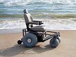 Beach Cruiser All-Terrain Power Chair