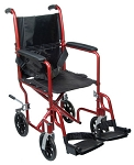 Breezy® EC Transport Wheelchair