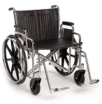 Breezy EC 2000HD Heavy-Duty Wheelchair