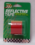 Reflective Tape, Red