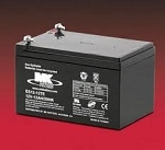 MK ES12-12TE Lead-Acid Battery