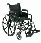 Merits Lightweight Wheelchair