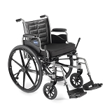 Invacare Tracer EX2 Silver Vein Wheelchair