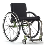 TiLite ZRA Ultra Lightweight Wheelchair