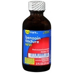 Sunmark Benzoin Tincture - 2 oz. Bottle
