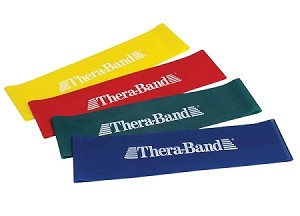 Thera-Band Latex Exercise Bands
