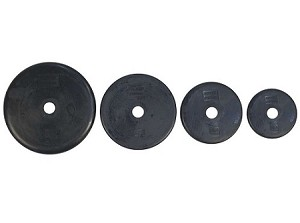 Standard Rubber Weight Plates